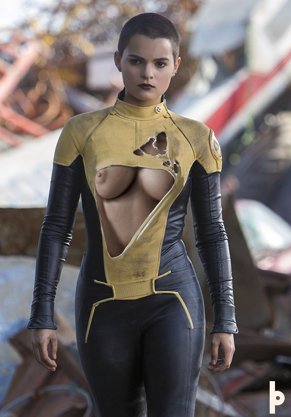 1857691 - Brianna_Hildebrand Deadpool Marvel Negasonic_Teenage_Warhead fakes