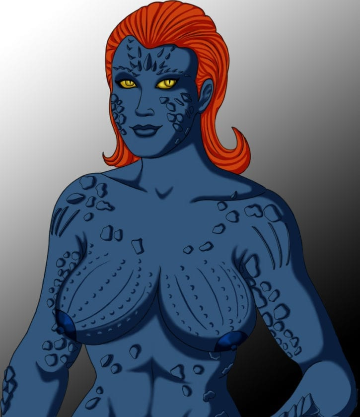 685041 - Marvel Mystique X-Men X-men_First_Class etorartist