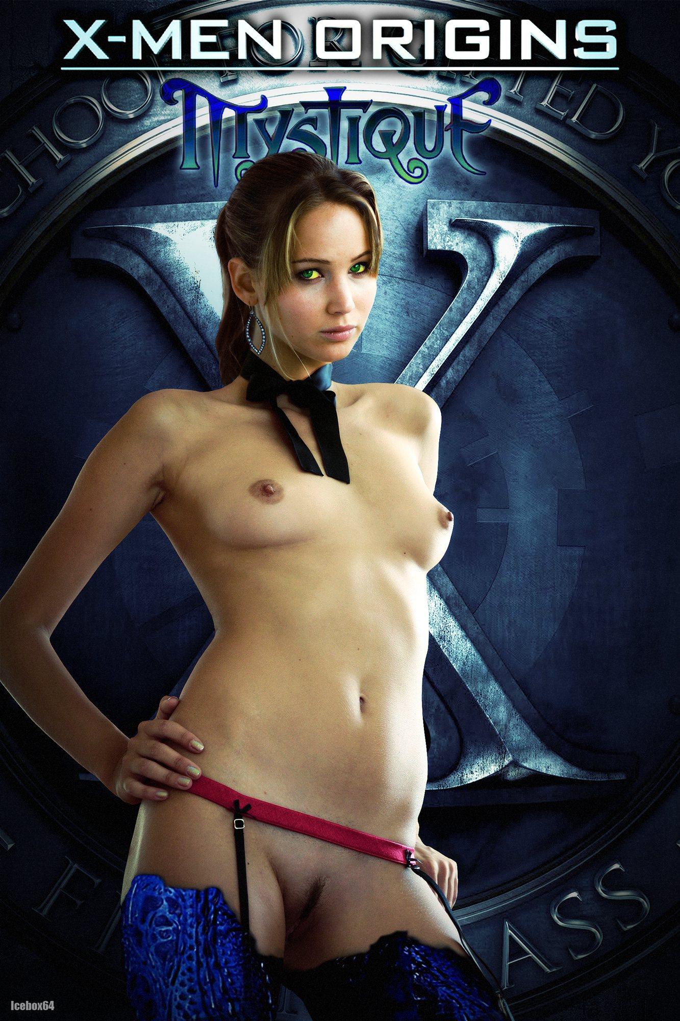 X men nude fakes the phrase