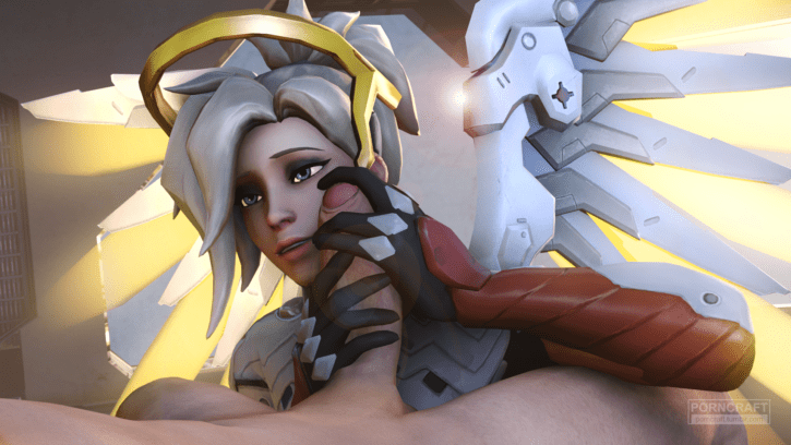 1887040 - Overwatch mercy porncraft