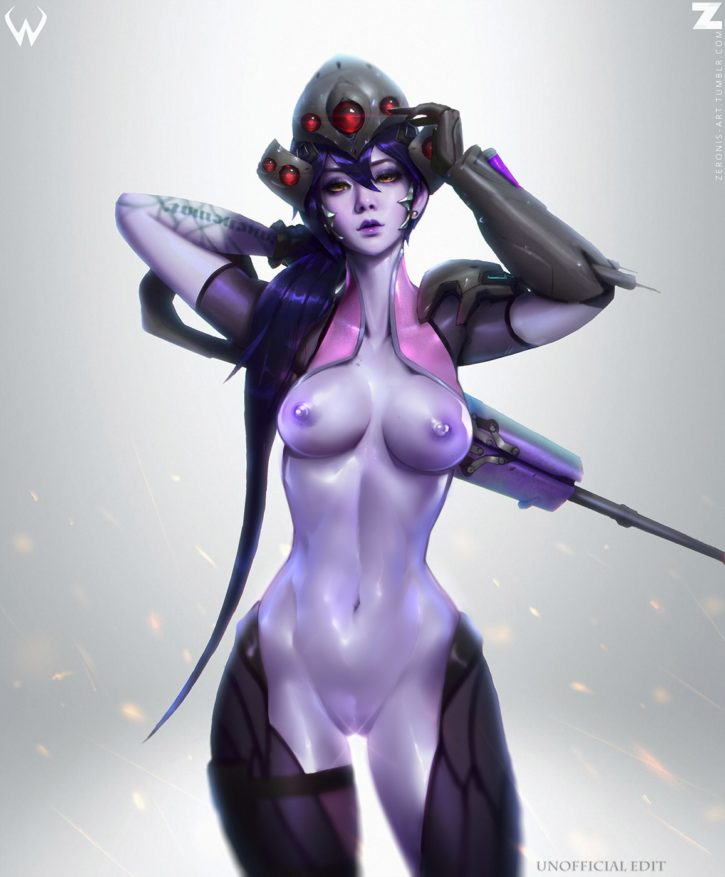 1887551 - Overwatch Widowmaker Zeronis