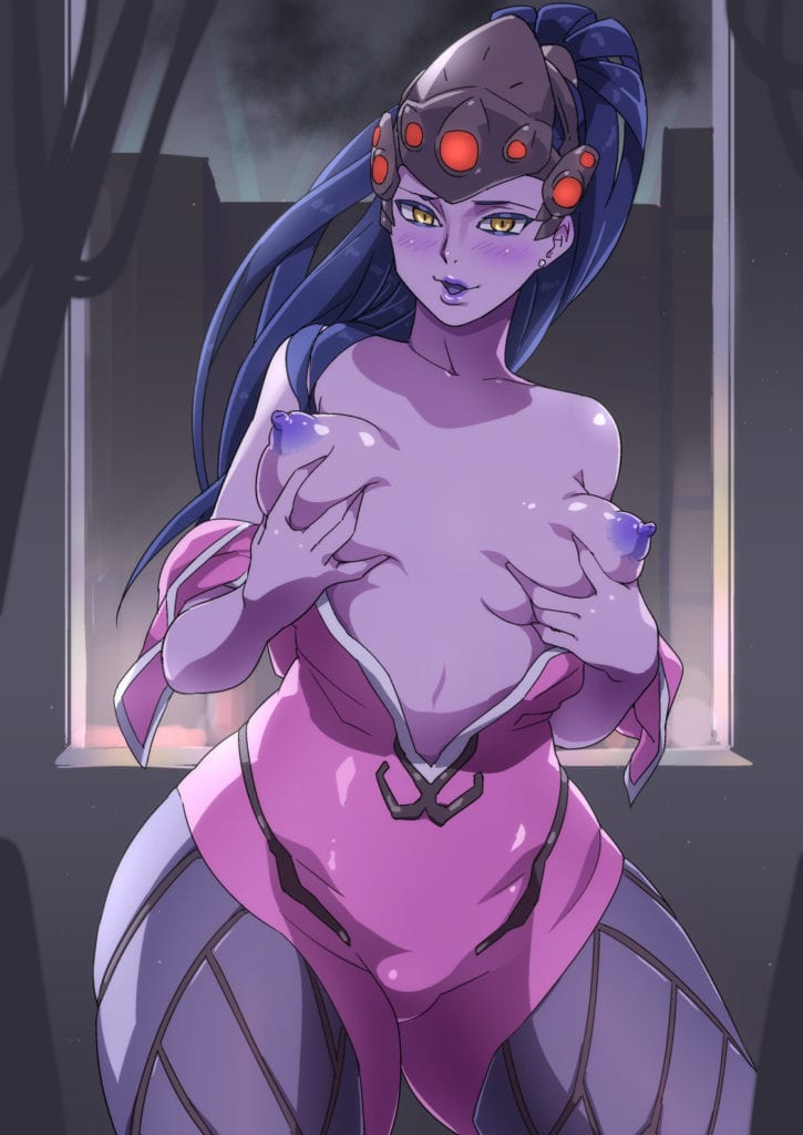 1887811 - Otoi_Rekomaru Overwatch Widowmaker