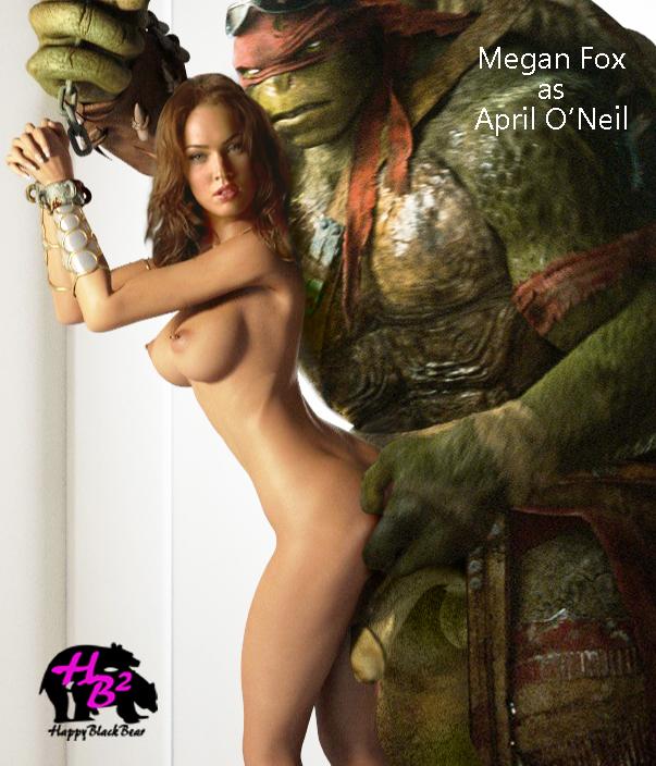 1428487 - April_O'Neil Megan_Fox Raphael Teenage_Mutant_Ninja_Turtles fakes