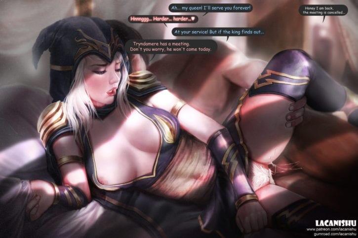 1826625 - Ashe Lacanishu League_of_Legends