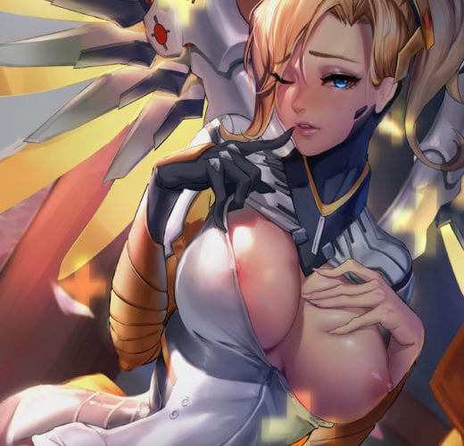 Another Overwatch Rule 34 Gallery! [25 Pics]