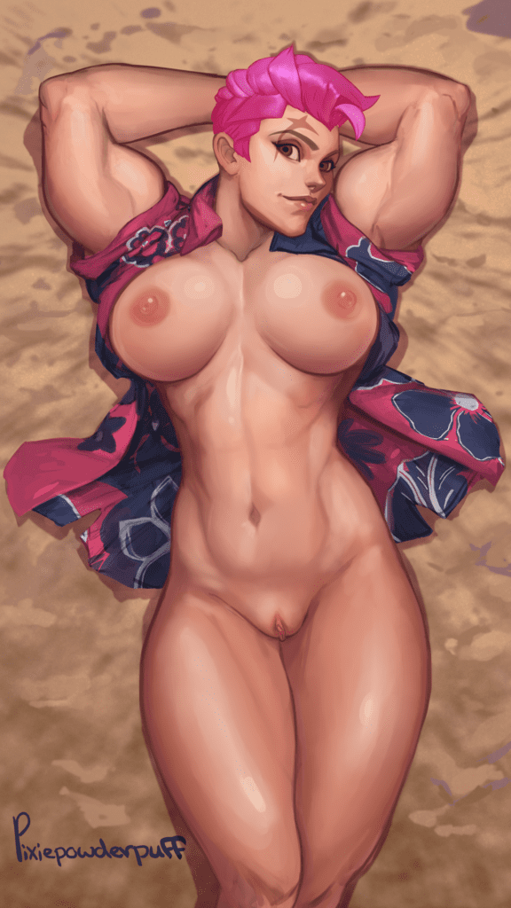 1893716 - Overlook PixiePowderPuff Zarya