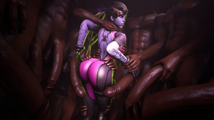 1900301 - Overlook The_Firebrand Widowmaker