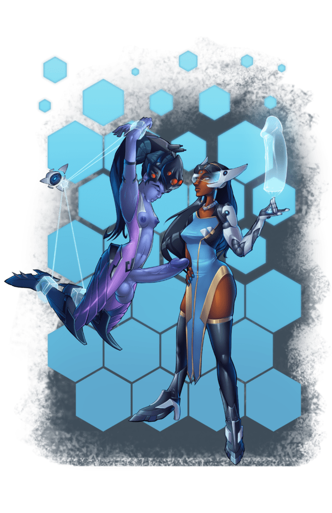 1904890 - Bakuhaku Overlook Symmetra Widowmaker