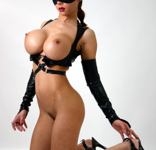 Catwoman's Bewbs