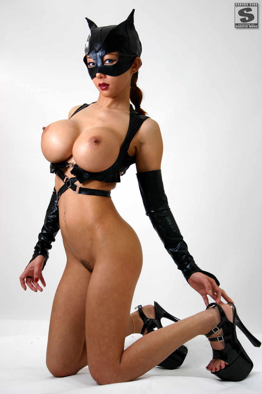 Catwoman naked game adult video