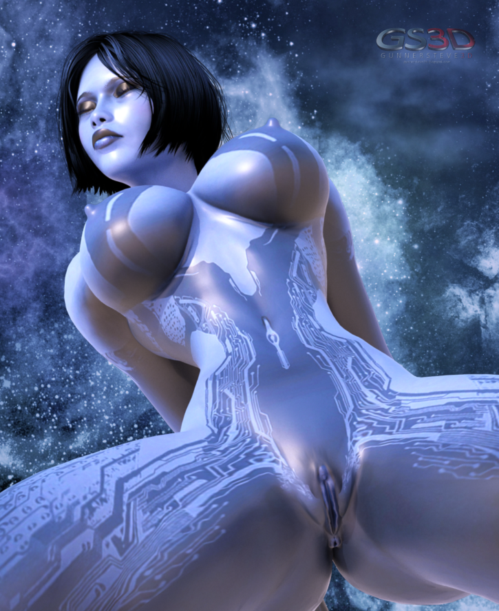 of cortana from halo gallery Porn