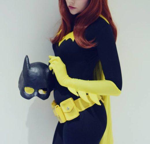Evey Dantes as Batgirl ~ Sexy Cosplay