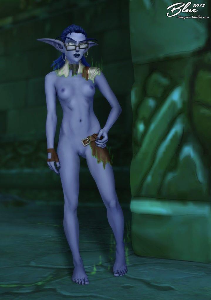 1730927 - World_of_Warcraft bluegirl91 elise_starseeker hearthstone night_elf