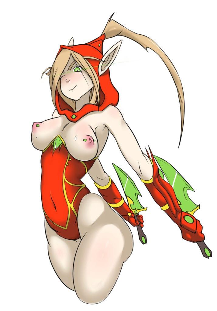 1743215 - Valeera_Sanguinar World_of_Warcraft ZiozEx blood_elf hearthstone