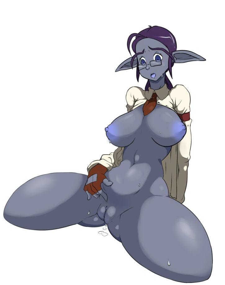 1743219 - World_of_Warcraft ZiozEx elise_starseeker hearthstone night_elf