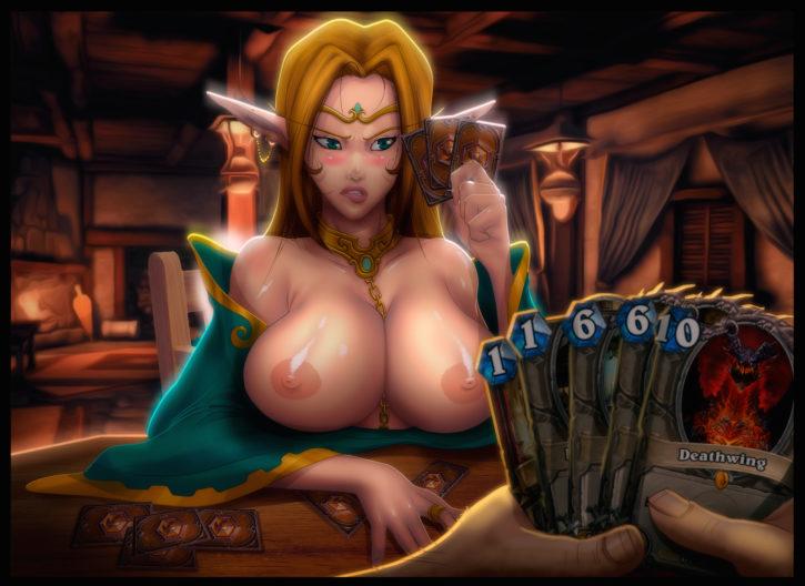 1784786 - Crisisbeat Dwarf Elf World_of_Warcraft hearthstone