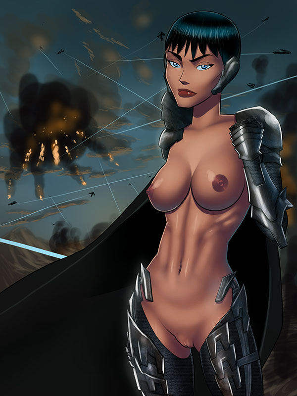 1145367 - DC Faora Man_of_Steel SunsetRiders7 Superman_(series)