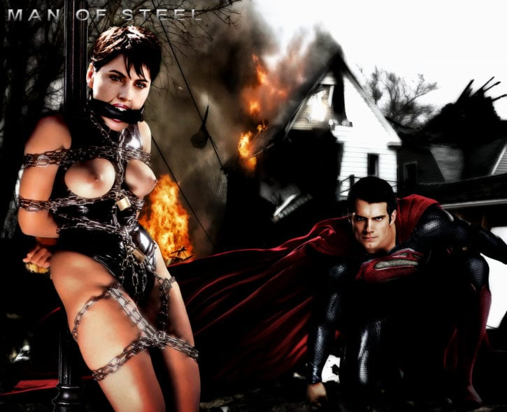 1146693 - Antje_Traue DC Faora Henry_Cavill Man_of_Steel Superman_(series) fakes unduingtota