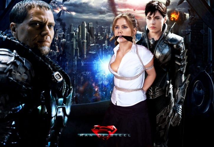 1180750 - Antje_Traue DC Faora General_Zod Lois_Lane Man_of_Steel Michael_Shannon Superman_(series) amy_adams fakes unduingtota