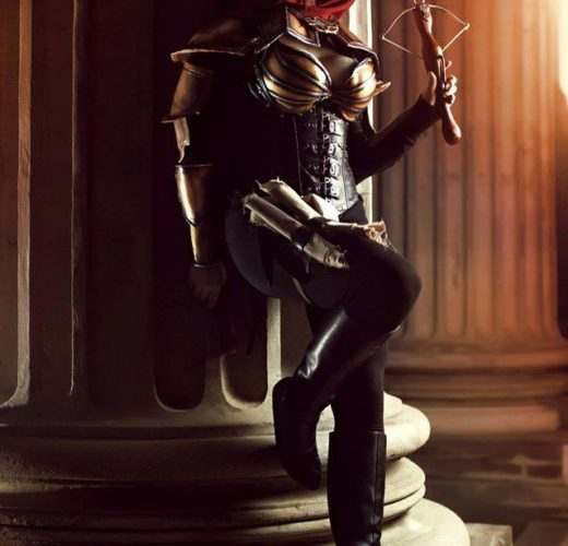 Demon Hunter ~ Diablo III Cosplay by Stephanie van Rijn