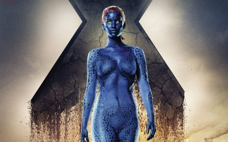1751189 - Jennifer_Lawrence Marvel Mystique X-Men X-Men-_Days_of_Future_Past fakes