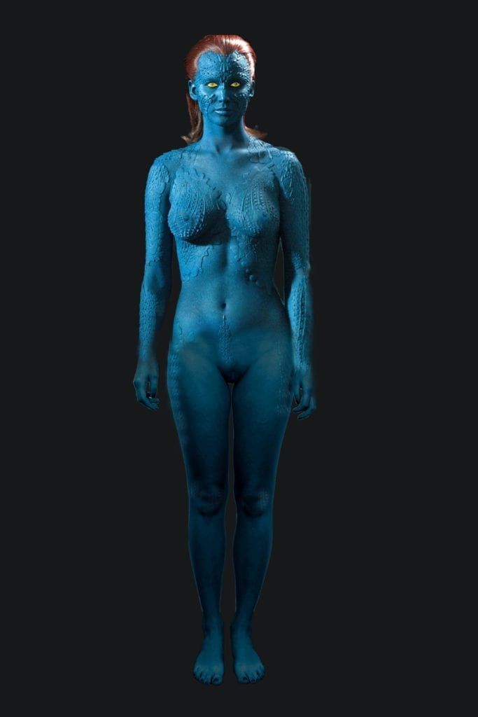 1780225 - Jennifer_Lawrence Marvel Mystique X-Men fakes