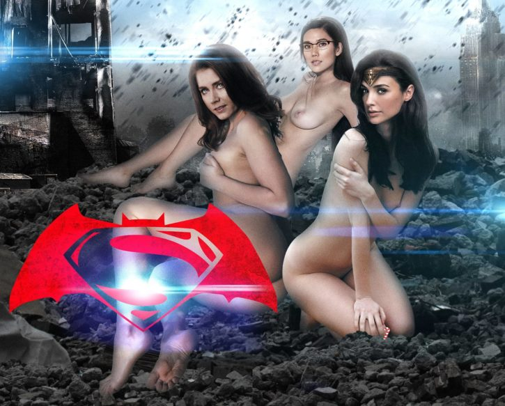 1884509 - Batman_v_Superman-_Dawn_of_Justice Gal_Gadot Lois_Lane Mercy_Graves Superman_(series) Tao_Okamoto Wonder_Woman Wonder_Woman_(series) amy_adams candycanefakes fakes
