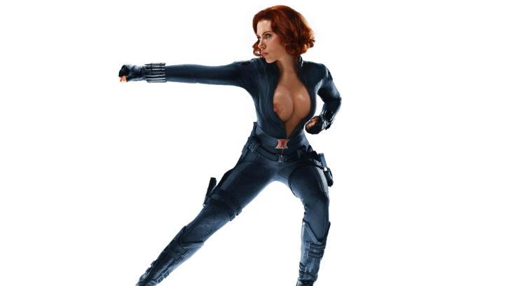 1965627 - Avengers Black_Widow Marvel Natasha_Romanov Scarlett_Johansson