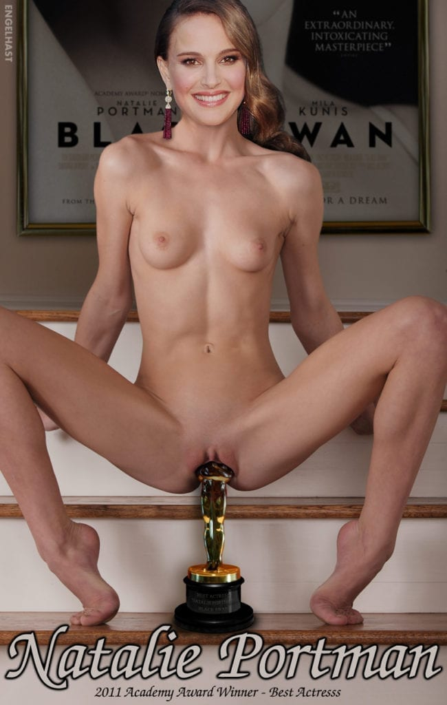 622291 - Black_Swan Engelhast Natalie_Portman The_Oscar fakes