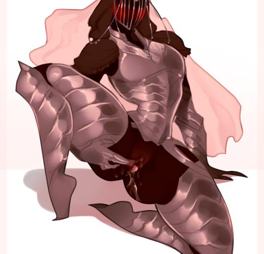 The Dancer of Whor-eal Valley ~ Dark Souls Rule 34