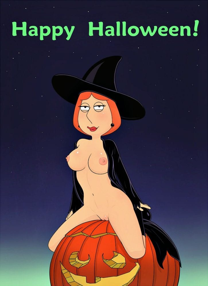 1724489 - Family_Guy Halloween Lois_Griffin