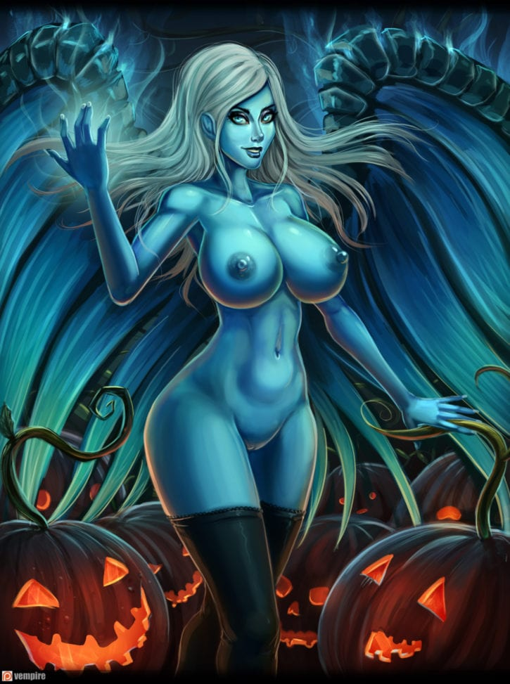 1743186 - Halloween World_of_Warcraft spirit_healer vempire