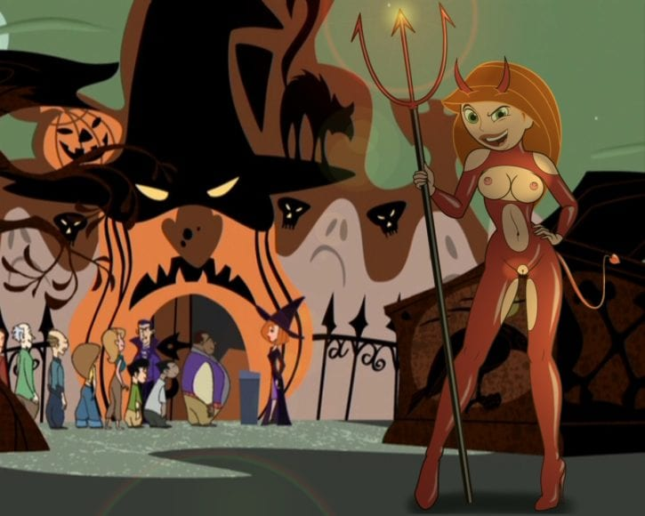 362900 - Ann_Possible GAGALA Halloween James_Timothy_Possible Kim_Possible Kimberly_Ann_Possible