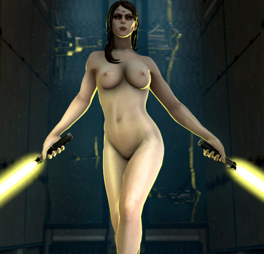 Vaylin from The Old Republic ~ Star Wars Rule 34