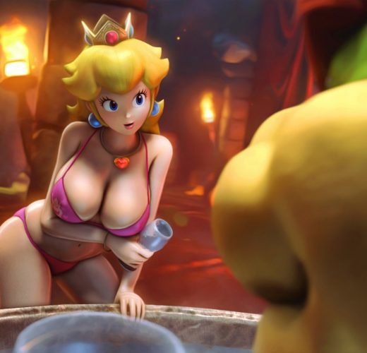 What Peach and Bowser Are Really up To