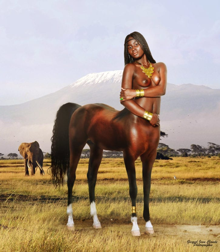 Sexy Centaurs ~ Fantasy Rule 34