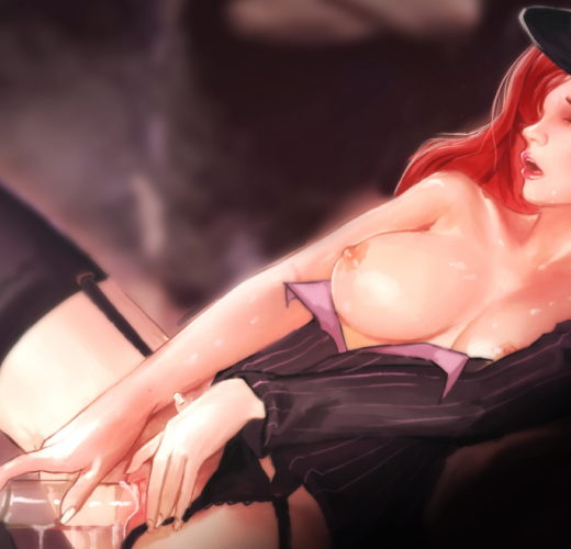 Featured Artist: Rule 34 by Lacanishu