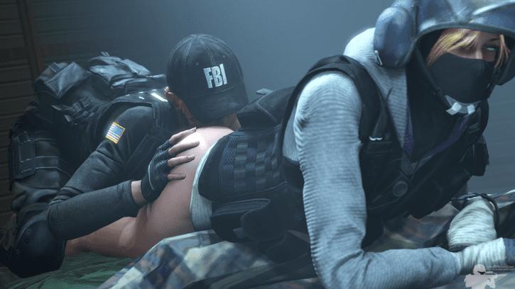 Rainbow Six: Siege ~ Rule 34 Update Issue #6 [11 Pics]
