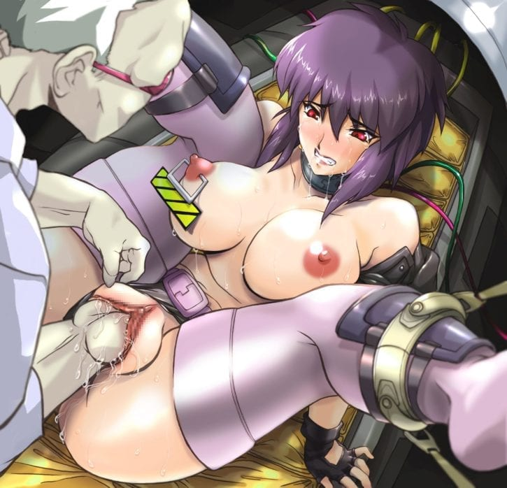Splendid ass hentai from ghost in the shell for adding
