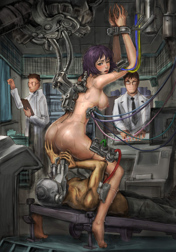 cosplay sex machine