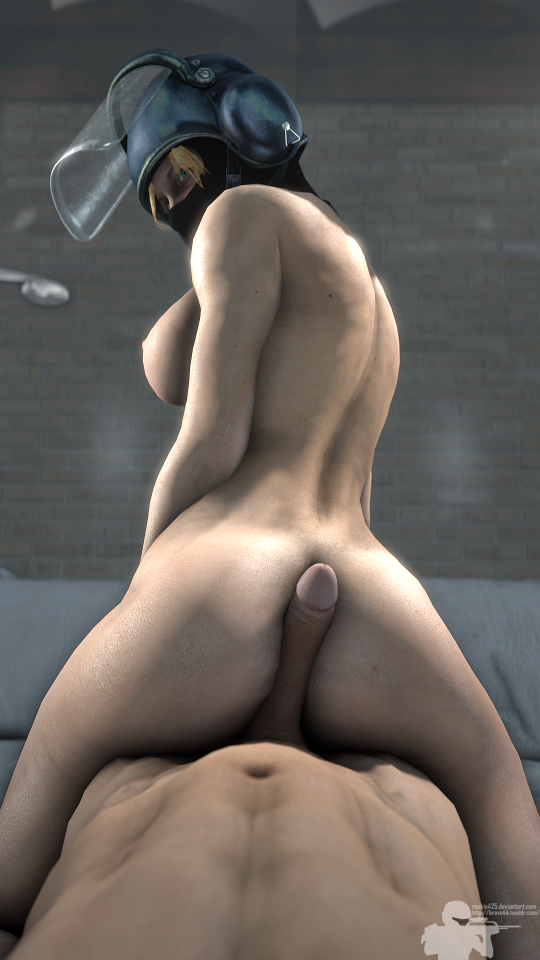 Rainbow Six: Siege ~ Rule 34 Update Issue #4 [7 New Pics by Bravo44]