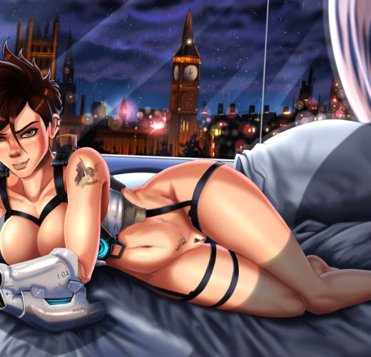 Analwatch ~ Overwatch Rule 34 Collection by Shadman [20 Pics]