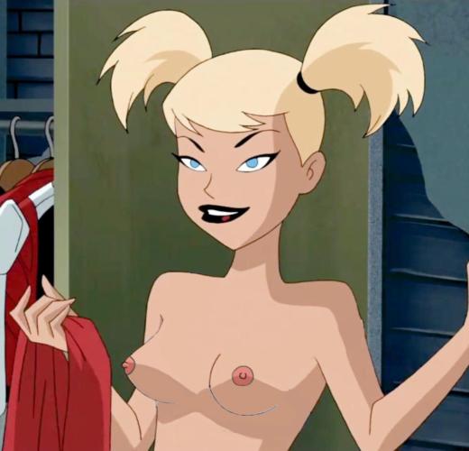Harley Quinn in Batman and Harley Quinn ~ DC Rule 34