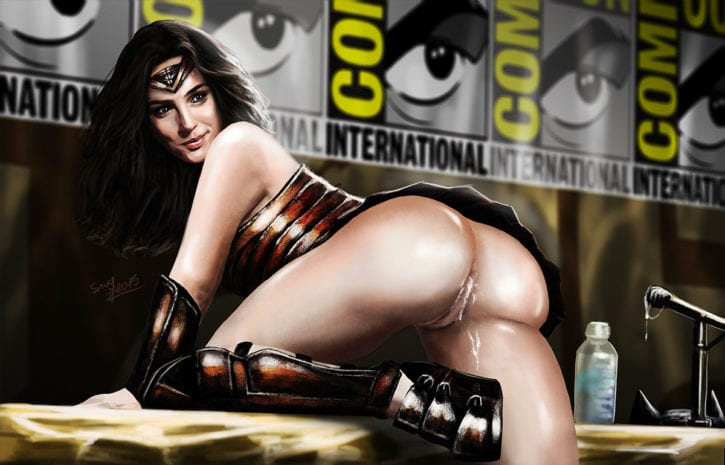 Online all sexy wonder woman nude photo porn sex moving