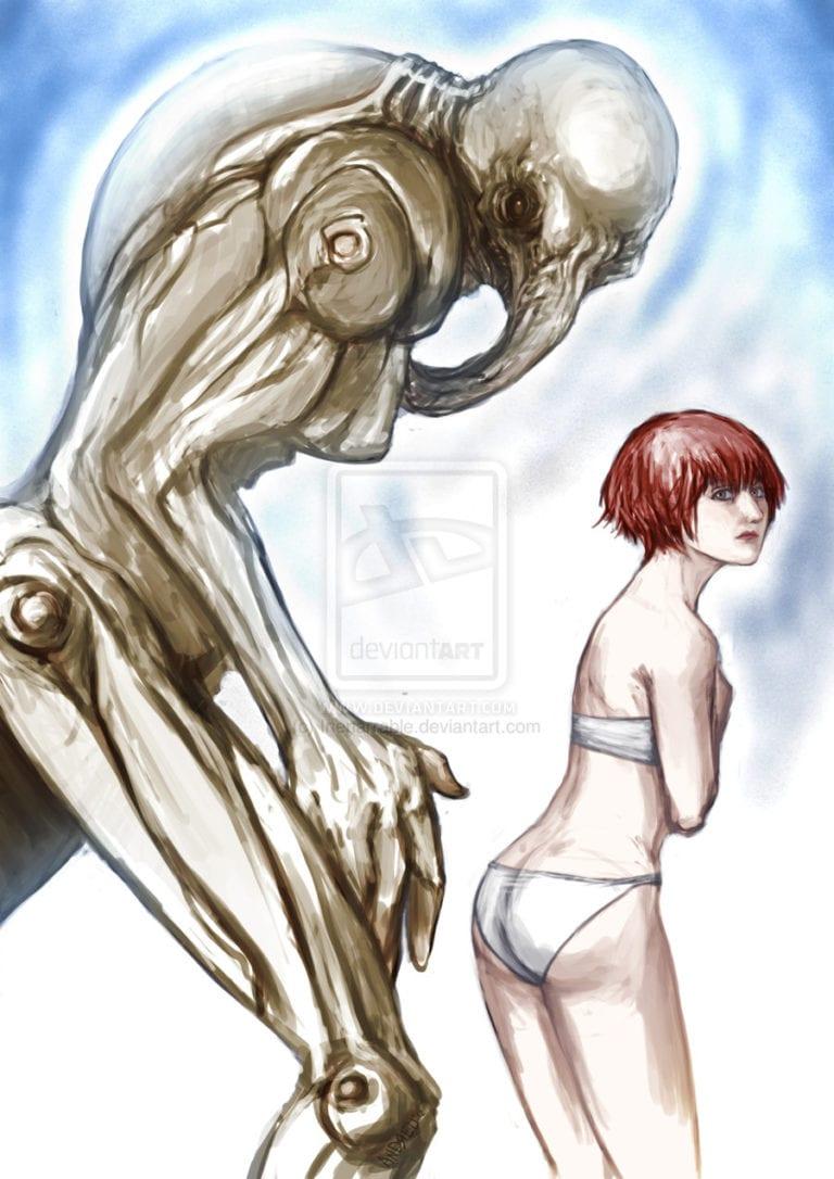 Alien porn gallery nude photos