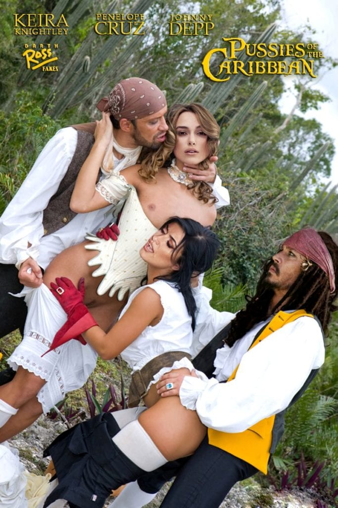 Pirates of the caribbean sexy