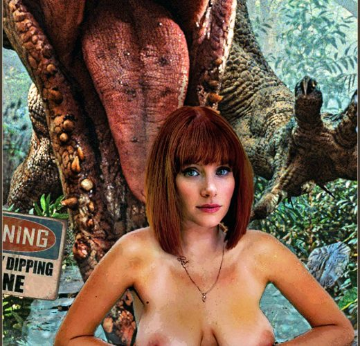 Claire Dearing from Jurassic World ~ Rule 34 Update [2 New Pics]