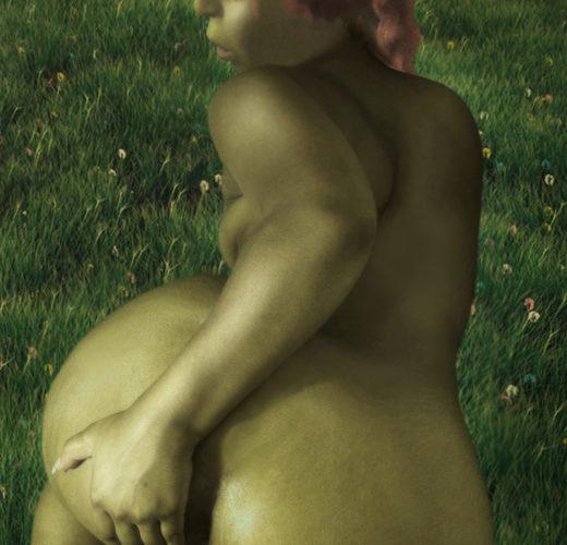 Fiona ~ Realistic Shrek Rule 34