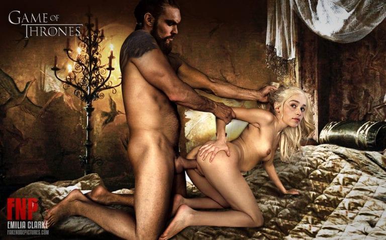 Эмилия кларк секс фото