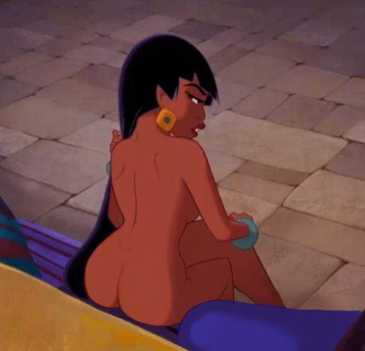 Chel from The Road to El Dorado ~ Movie Rule 34 [15 Pics]